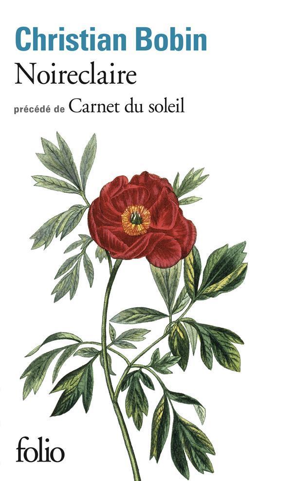 NOIRECLAIRE  -  CARNET DU SOLEIL