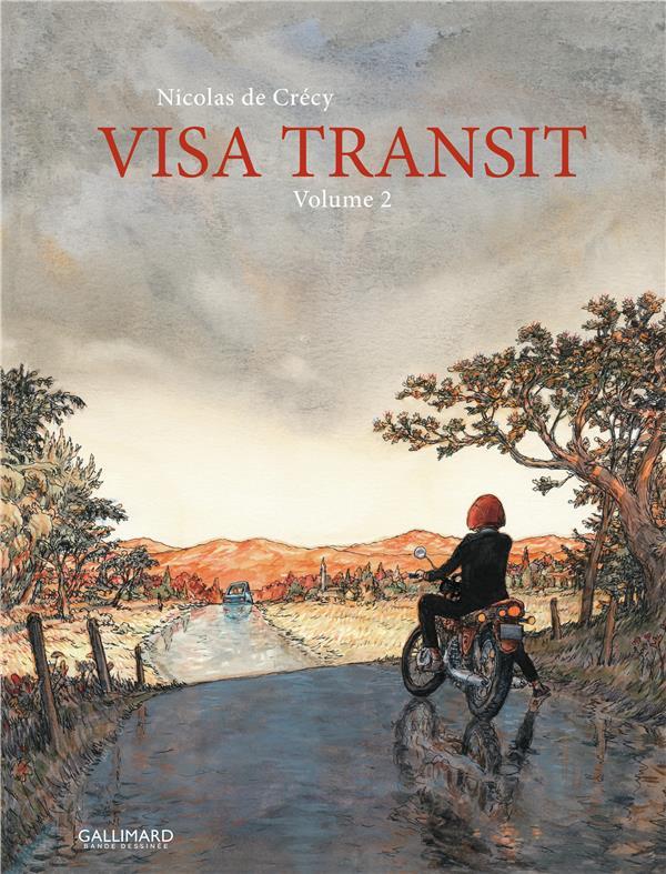 Visa transit T.2