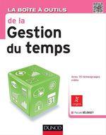 Vente Livre Numérique : La Boîte à outils de la gestion du temps  - Pascale Bélorgey