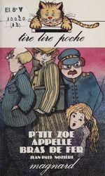 Vente Livre Numérique : P'tit Zoé appelle Bras de Fer  - Jean-Paul Nozière