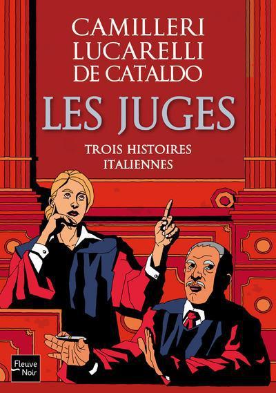 Les juges ; trois histoires italiennes