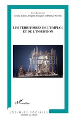 Vente Livre Numérique : Les territoires de l'emploi et de l'insertion  - Cécile Baron - Brigitte Bouquet - Patrick Nivolle