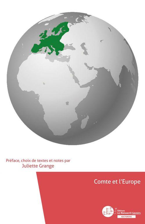 Comte et l'Europe