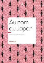 Couverture de Au Nom Du Japon