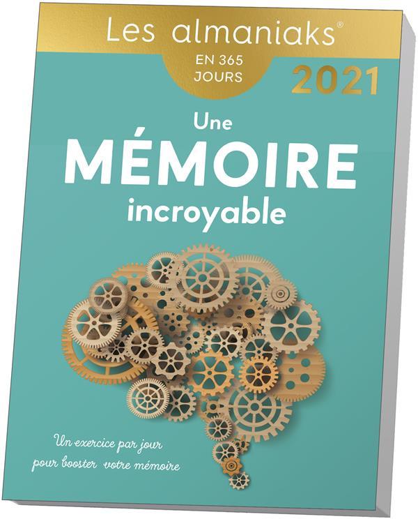Une mémoire incroyable (édition 2021)