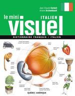 Vente Livre Numérique : Le Mini Visuel français-italien  - Jean-Claude Corbeil