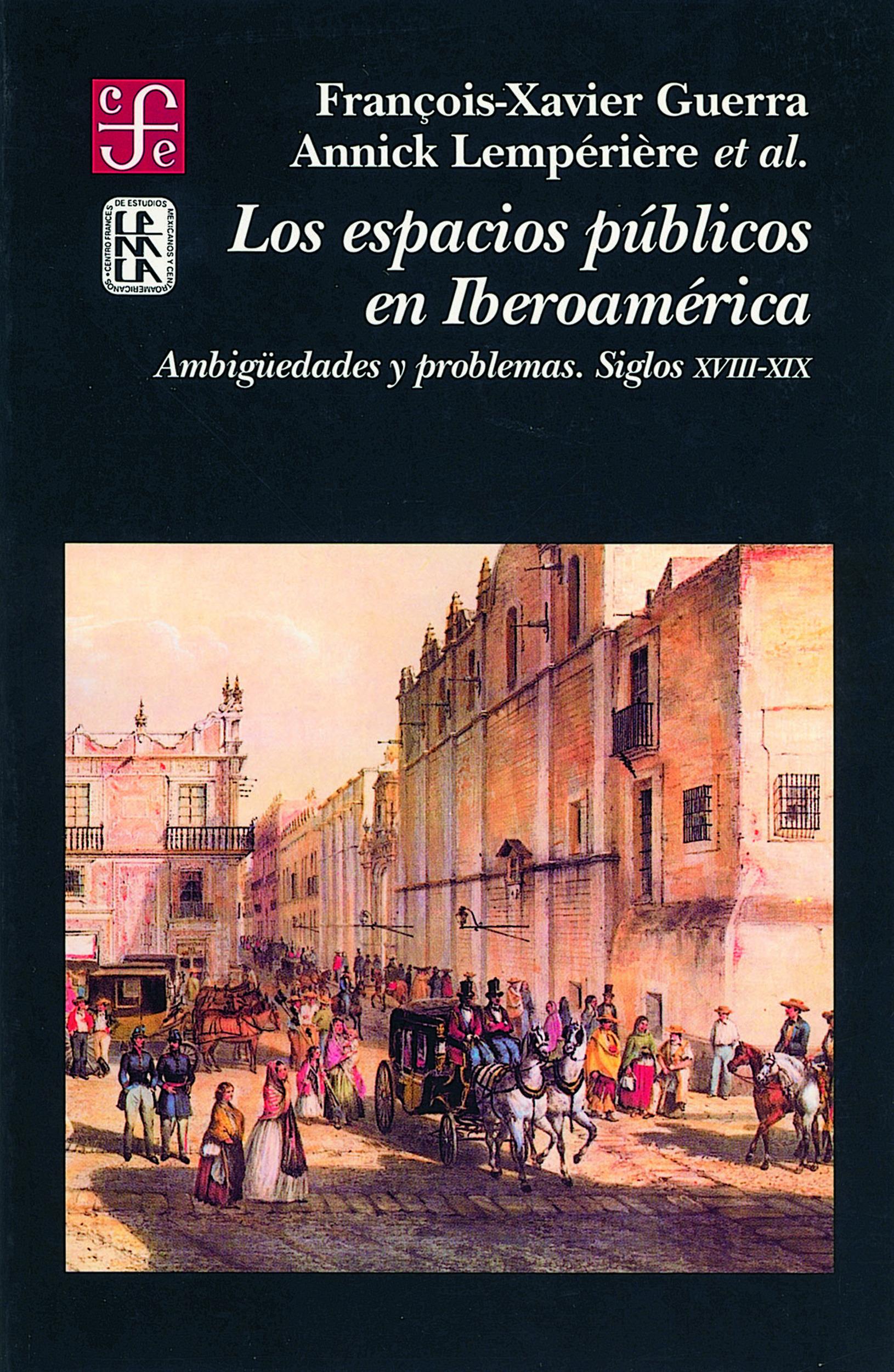 los espacios públicos en Iberoamérica
