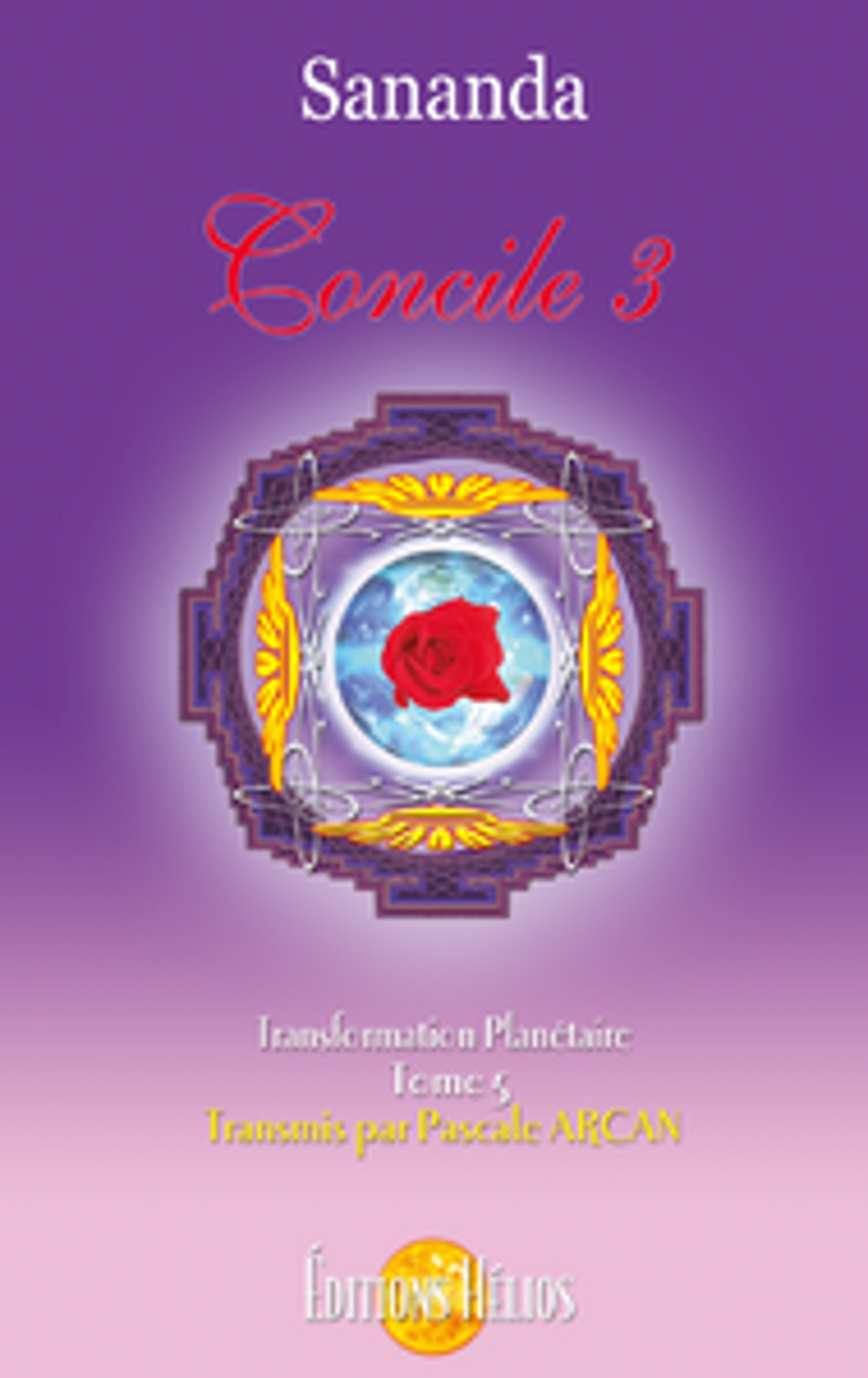 Concile 3 - Transformation planétaire Tome 5