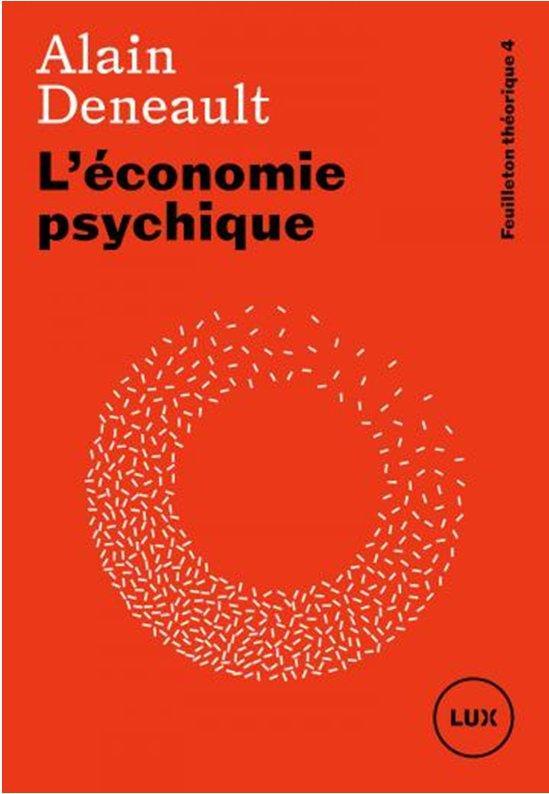 L'économie psychique : feuilleton théorique 4