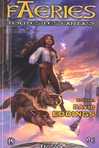 Faeries 15 special david eggins t15