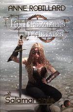 Vente Livre Numérique : Les Chevaliers d'Antarès 05 : Salamandres  - Anne Robillard