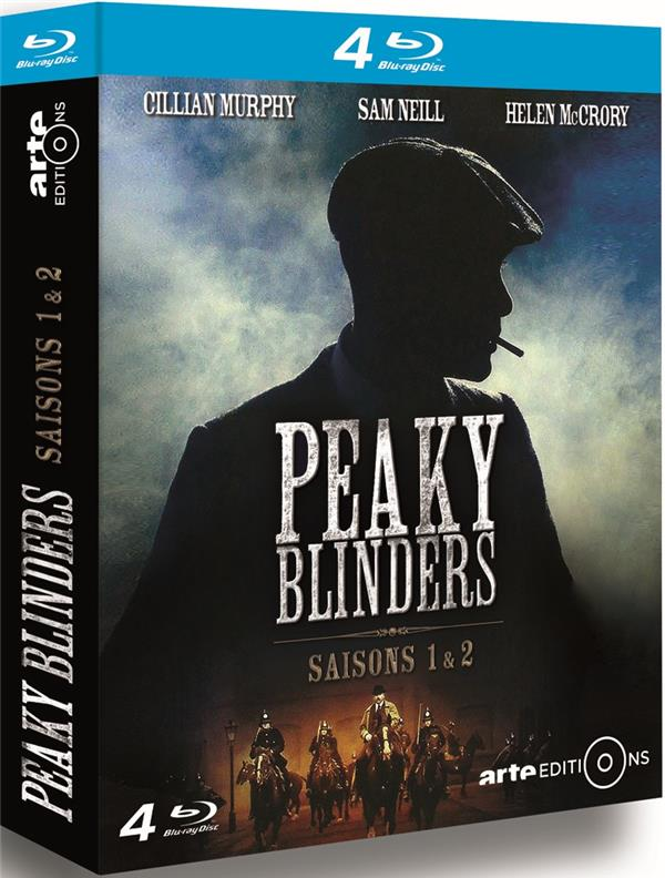 Peaky Blinders - Saisons 1 & 2