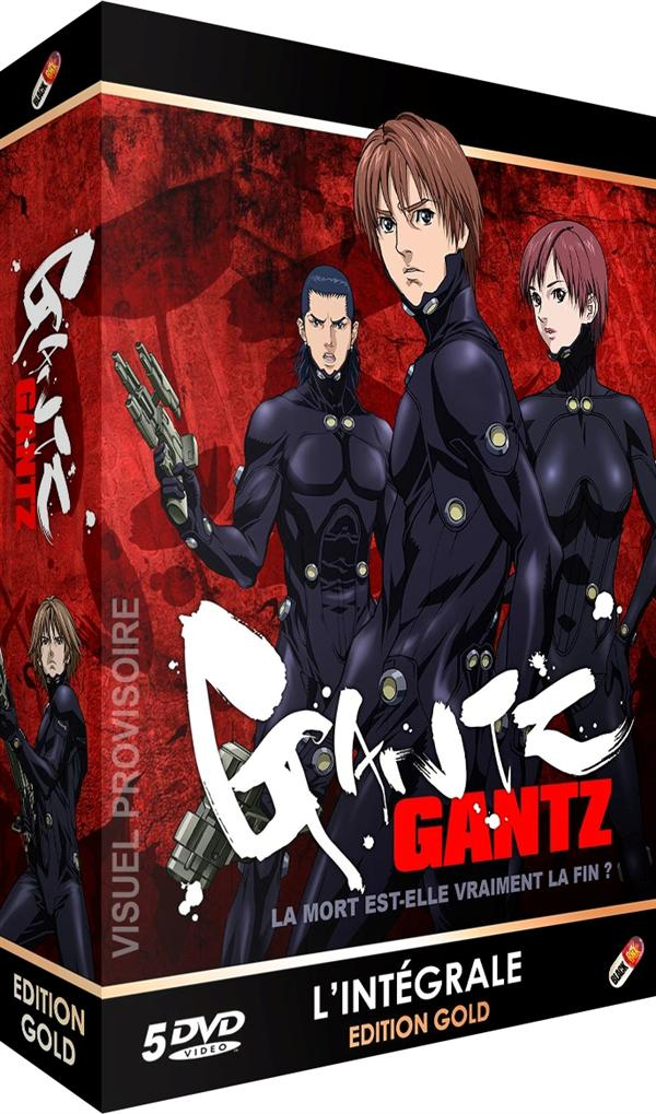 Gantz - L'intégrale