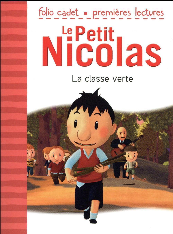 Le Petit Nicolas La classe verte Vol.33