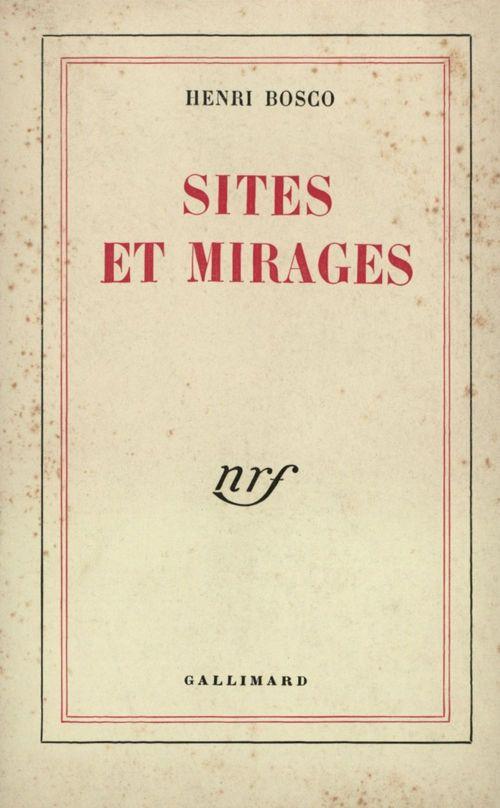 sites et mirages