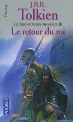 Couverture de Le seigneur des anneaux t.3 ; le retour du roi