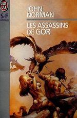 Couverture de Assassins de gor (les)