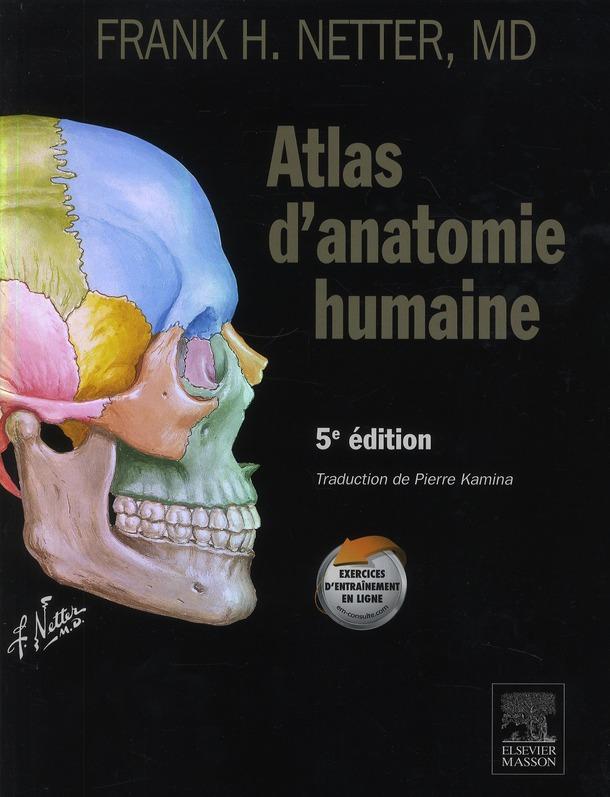 Atlas D'Anatomie Humaine (5e Edition)