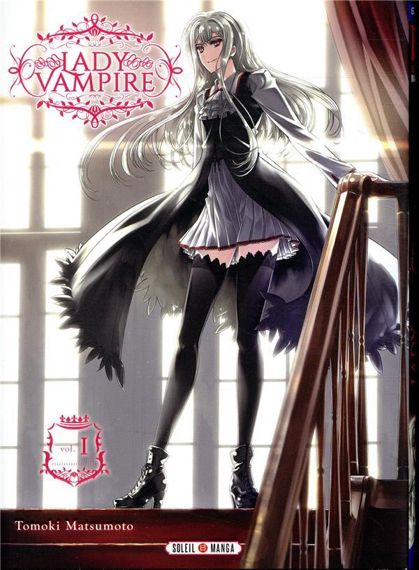 Lady Vampire T.1