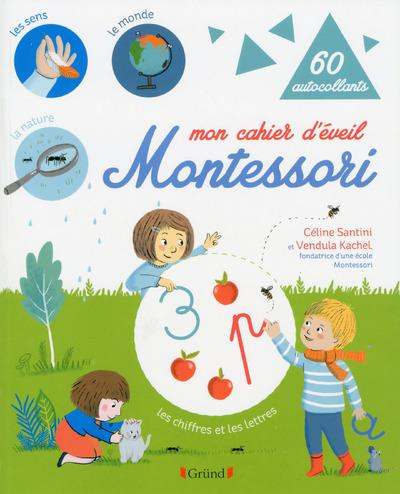 Mon Cahier D'Eveil Montessori