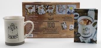 Too chocolat... pour des moments gourmands et réconfortants