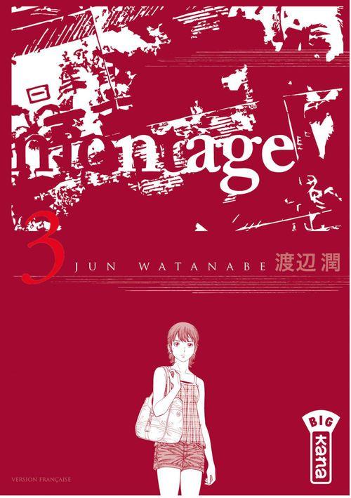 Montage - Tome 3  - Jun Watanabe