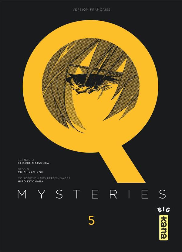 Q mysteries T.5