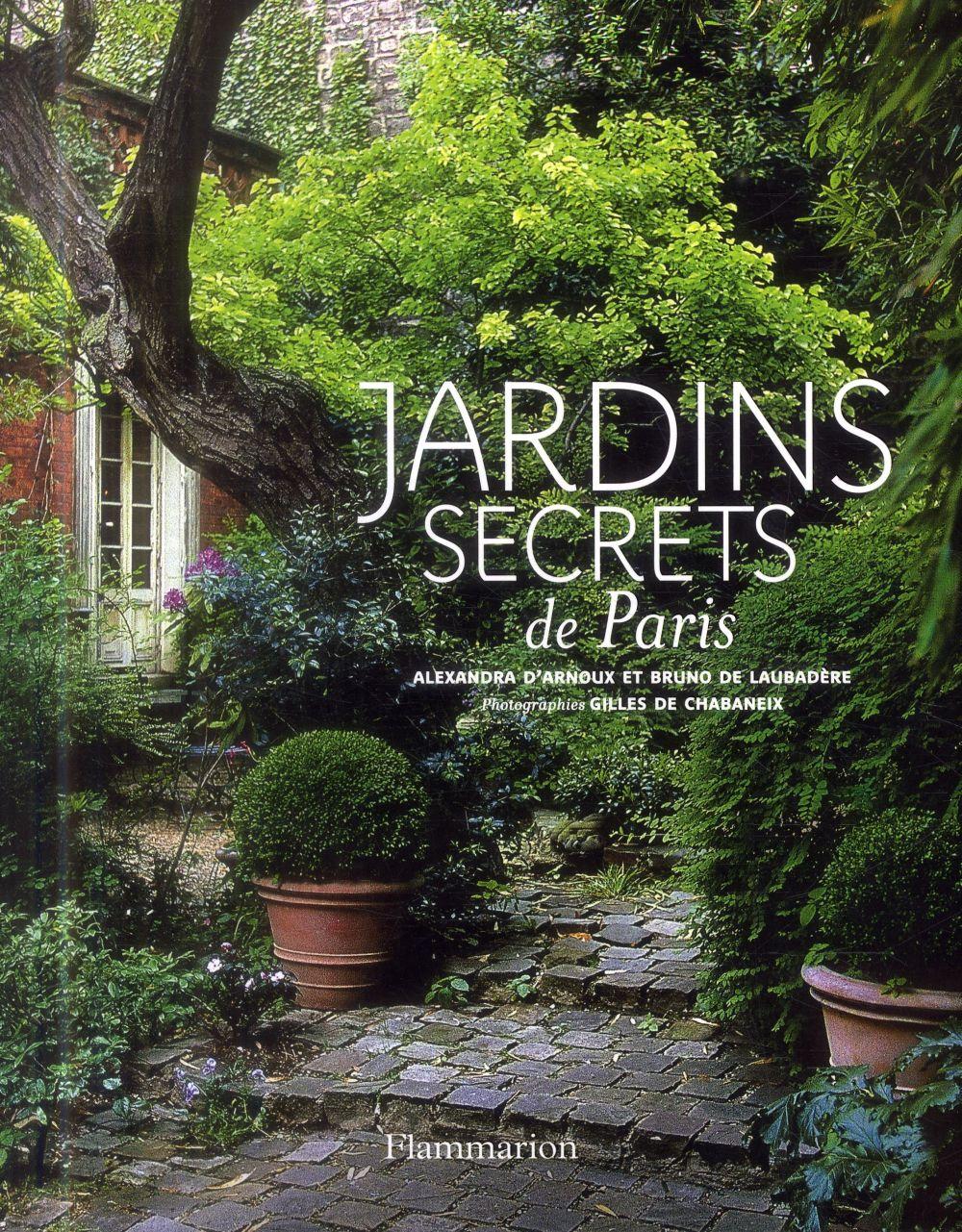 Jardins secrets de Paris