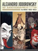 Couverture de Jodorowsky 90 Ans T7 : La Folle Du Sacre-Coeur - Le Tresor De L'Ombre