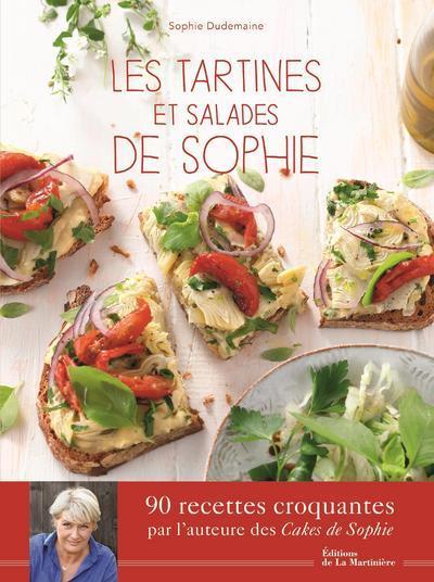 LES TARTINES ET SALADES DE SOPHIE DUDEMAINE/MARTIN