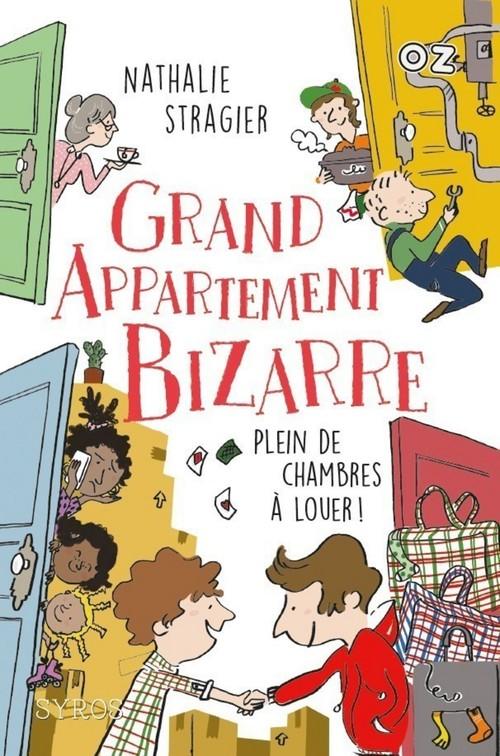 Grand Appartement Bizarre - Tome 1 : Plein de chambres à louer ! - collection OZ