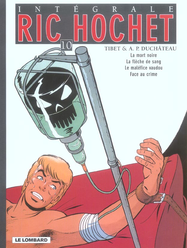 Ric Hochet ; INTEGRALE VOL.10