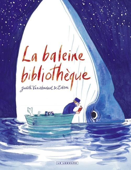 la baleine bibliothèque