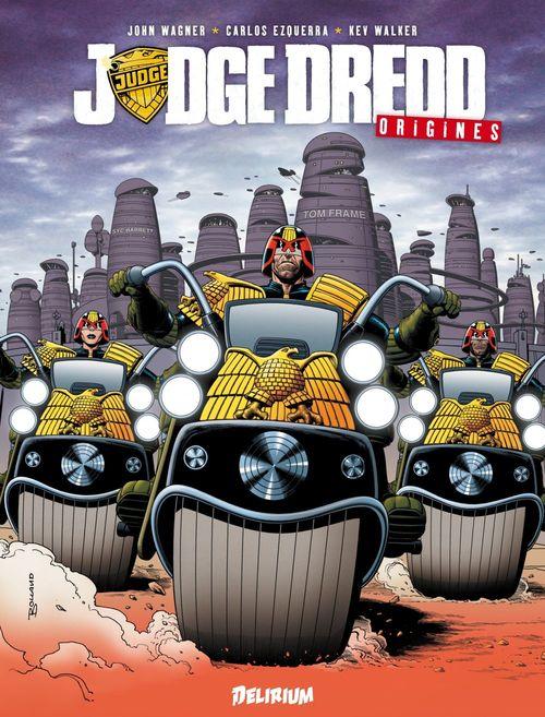 Judge Dredd ; origines