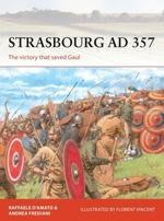 Strasbourg AD 357  - Raffaele D''Amato Andrea Frediani