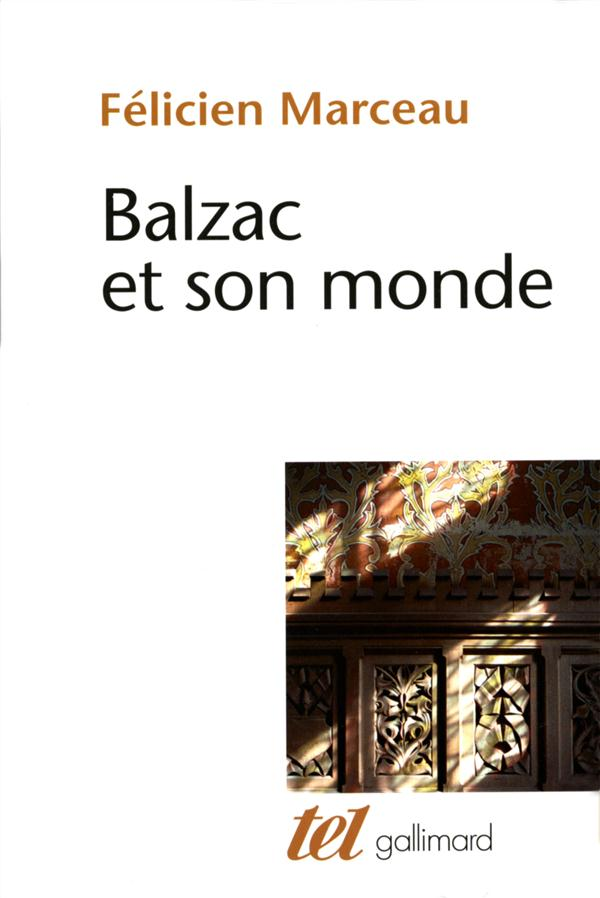 Balzac et son monde