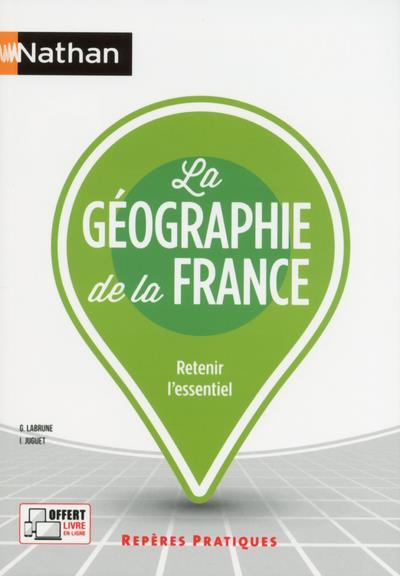 La geographie de la France (édition 2019)