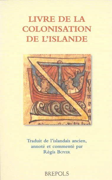 Livre de la colonisation de l'Islande