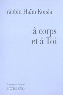 A Corps Et A Toi