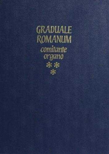 Graduale romanum comitante organo t.2