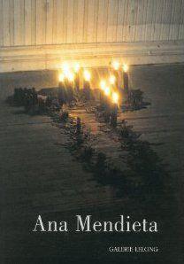 Ana mendieta / reperes 149 - blood and fire