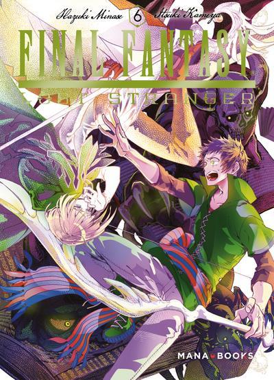 Final Fantasy - lost stranger T.6