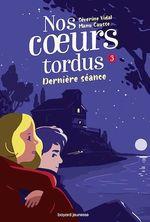 Vente EBooks : Nos coeurs tordus, Tome 03  - Séverine Vidal - MANU CAUSSE