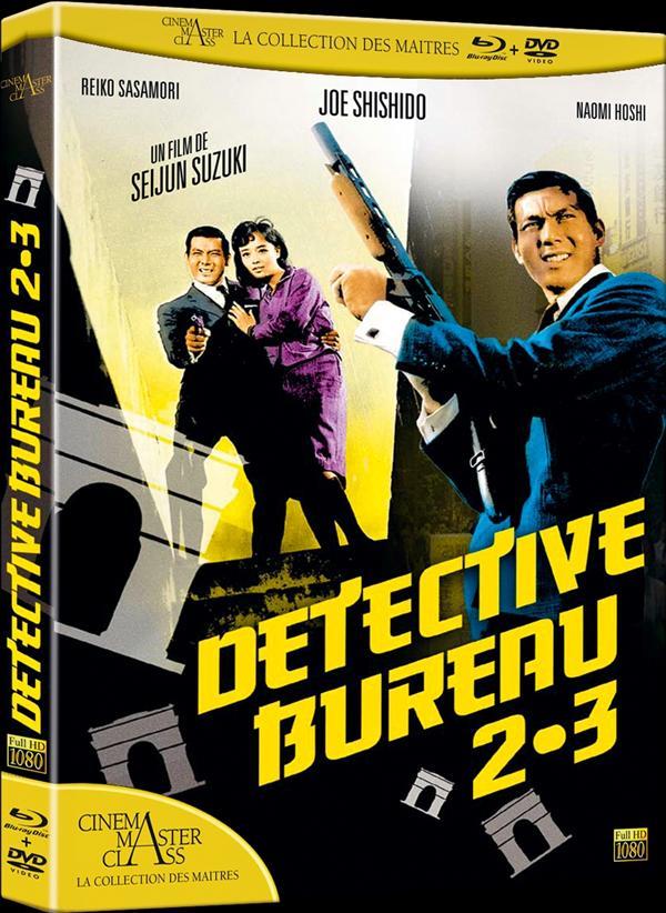 Détective Bureau 2-3