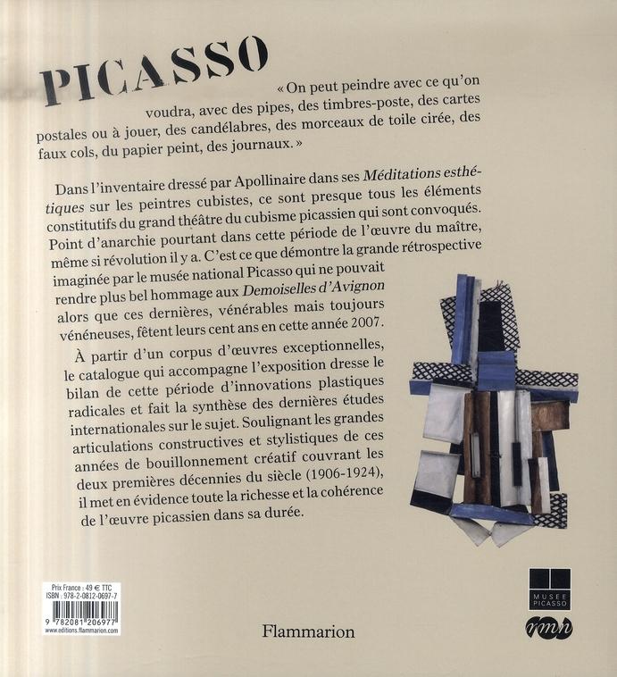 Picasso cubiste