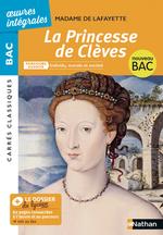 Vente Livre Numérique : La Princesse de Clèves de Mme de Lafayette - BAC Français 1re 2021 - Parcours associé Individu, morale et société - édition inté  - Madame de LA FAYETTE