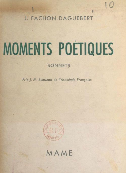 Moments poétiques