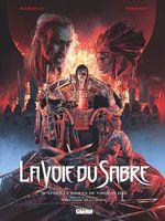 Vente Livre Numérique : La Voie du Sabre - Tome 03  - Mathieu Mariolle