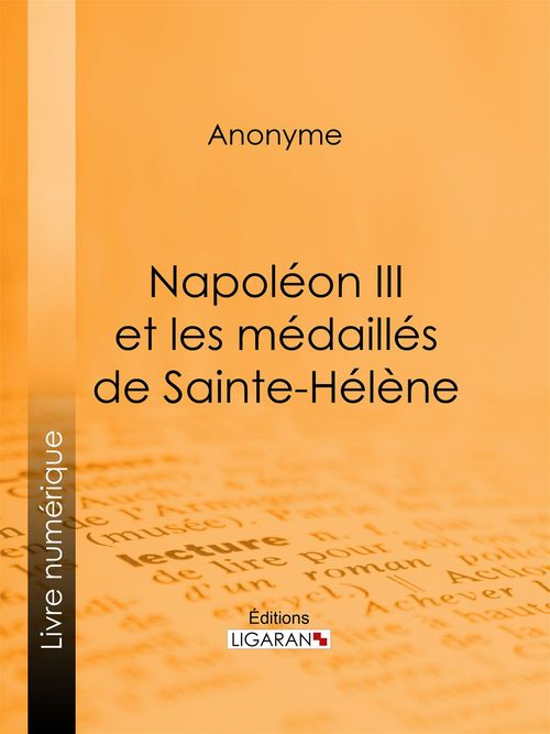 Napoléon III et les médaillés de Sainte-Hélène