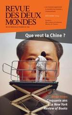 Vente EBooks : Revue des Deux Mondes décembre 2014  - Michel Crépu - Pierre MOREL - Wei Li - Pierre Guyotat - Dorian Malovic - Aurélie Julia - Gerard Albisson - Yu Hai - Wang Zhenmin